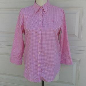 Lauren Ralph Lauren Gingham Button Down Shirt